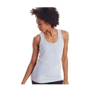 Oiselle Wingly Tank, Size 2, Color White.